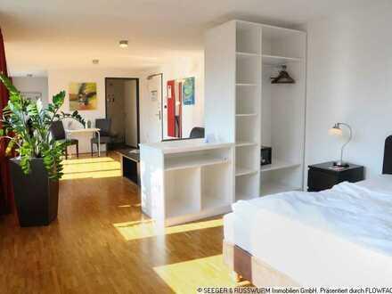 Moderne, große Apartments - Ihre Alternative zum Hotelzimmer