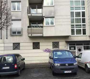 Vollständig renovierte 2-Zimmer-Wohnung mit Süd-Balkon in Leipzig-Connewitz