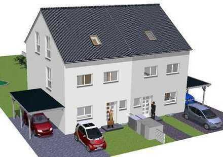 RESERVIERT Doppelhaushälfte in bevorzugter Wohnlage!