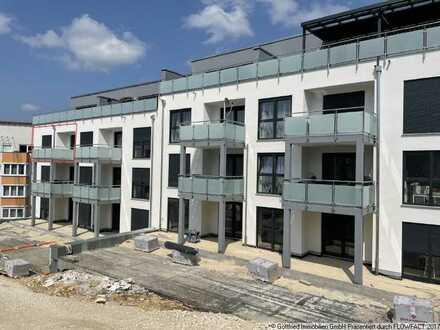 ++NEUBAU++ Schicke Wohnung mit EBK, Balkon, Aufzug und Tiefgarage