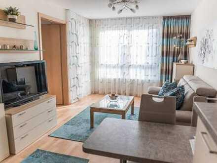 Außergewöhnliche 3-Zimmer-Dachterrassen-Wohnung für Senioren - Villa Nopitschpark