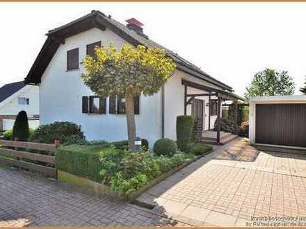 +++ Natur pur - wohnen im Taunus!!! Wunderbares EFH in familienfreundlicher Traumlage (Schmitten-OT