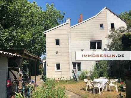 IMMOBERLIN:Traumlage: Familienfreundliche Doppelhaushälfte mit Gartenidylle
