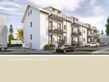 Erstbezug nach Sanierung - Helle 3 Zimmerwohnung mit tollem Platzangebot