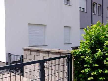 Gepflegte 3-Zimmer-Wohnung mit Terrasse, Garten und Einbauküche in Bonn