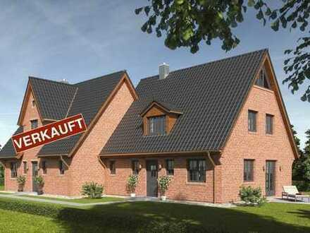 Friesische Haushälften in ruhiger Lage von Wenningstedt -1 Einheit verkauft-