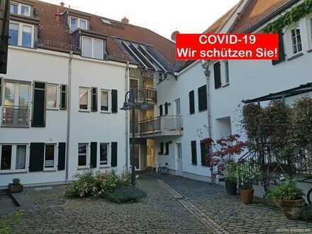 HEMING-IMMOBILIEN - **Preisreduzierung** Idyllische ETW in zenraler Lage von Wiesbaden Biebrich