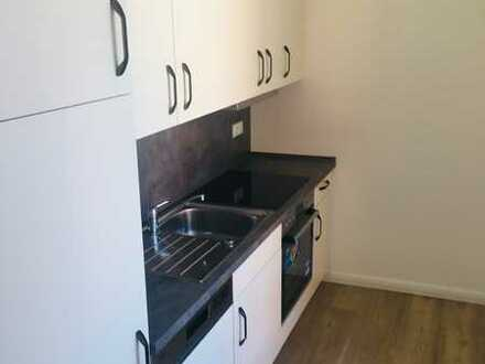 2-Zimmer Kofortwohnung mit Einbauküche und Balkon