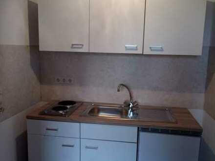1-Zimmer-DG-Wohnung mit Küchenzeile in Marktoberdorf