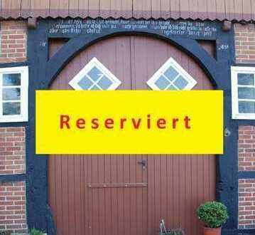 Reseviert Bauernhofcafe mit Wohnhaus in einem charmanten Resthof in Außenlage