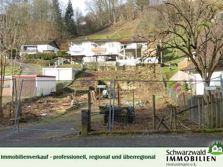Bauplatz in zentraler Lage von 72275 Alpirsbach