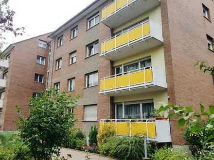 Helle, großzügige 2-Zimmer Wohnung in ruhiger Lage von Mainz-Hechtsheim