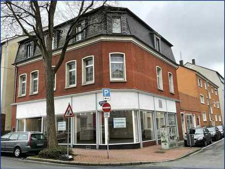 Hier werden Sie gesehen! Attraktives Eck-Ladenlokal in Dortmund-Hombruch