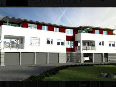 ERSTBEZUG mit Einbauküche und Balkon: helle 4-Zimmer-Wohnung in Biblis
