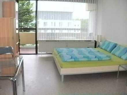 Möbliertes Apartment mit neuem Bad in Herrsching!