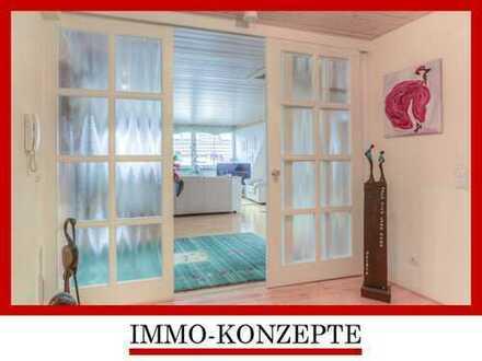 Großzügige Maisonette-Wohnung mit 2 Dachterrassen - auch als 2 WE nutzbar