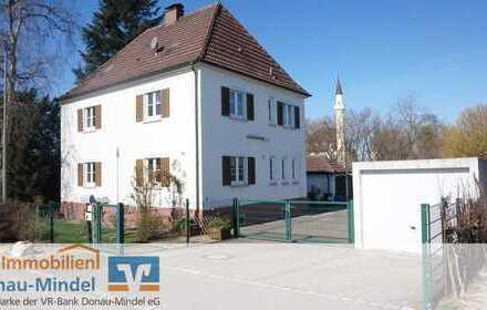 Einfamilienhaus in Lauingen - ein Schmuckstück