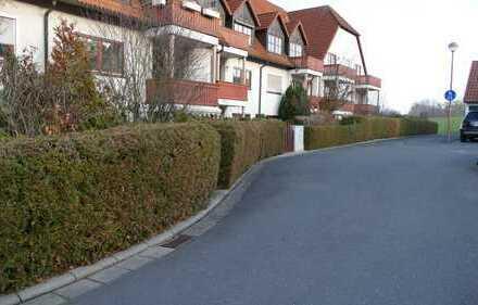 Vermietete 2-Zimmer-Wohnung, nur 6,5 km von Bayreuths Innenstadt zu verkaufen