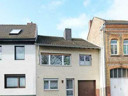 Solides Einfamilienhaus -zentral in Bonn-Dransdorf- auf großem Grundstück