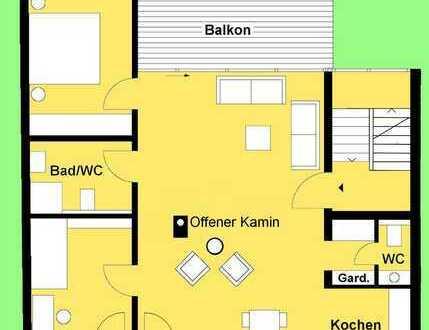 Exklusive Wohnung im Herzen von Deizisau - Neuwertig -