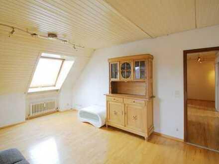 Gut geschnittene 3-Zimmer-DG-Wohnung mit Stellplatz in Eggenstein-Leopoldshafen