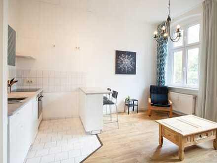 2 Zimmer Wohnung mit Balkon und Pkw-Stellplatz - Direkt am Tierpark Berlin, Friedrichsfelde
