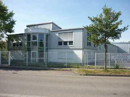 Gewerbeobjekt Lagerhalle 1100qm + Büros 250qm