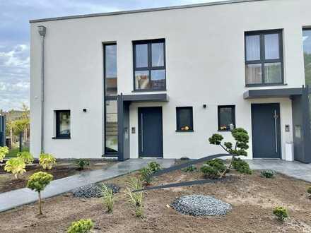 Kurzzeitmieter gesucht für Doppelhaushälfte vollmöbliert und ausgestatteter Neubau mit Terrasse