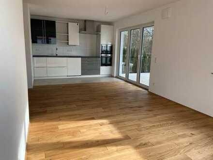 Neubau-Erstbezug: Ansprechende 3-Zimmer-Wohnung in Obersulmetingen
