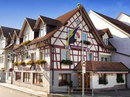 """Gasthaus """"Badischer Hof"""" in Stockach - Hotel mit 14 Zimmern und Restaurant"""