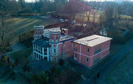 Exklusive Villa mit traumhaften Garten und Blick über Bamberg zu verkaufen