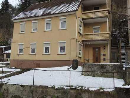 Wohnhaus für eine oder zwei Familien in Geislingen an der Steige