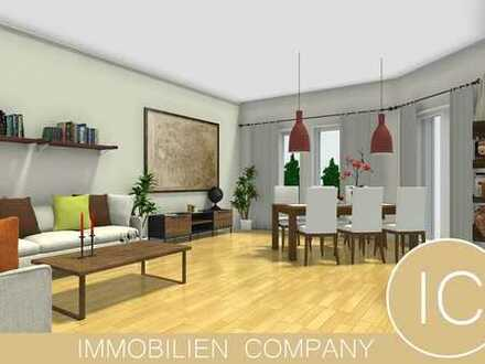 Elegante 3-Zimmer-Wohnung als Kapitalanlage in kernsaniertem Altbau im Herzen von Lindenthal