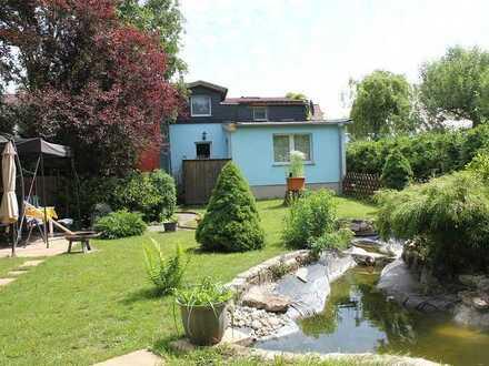 2-Raum-Eigentumswohnung zu verkaufen zusammen mit einem separatem Gartenhaus mit Garage in Weimar