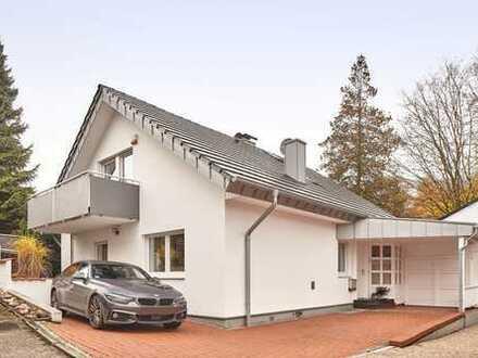 Exklusives Einfamilienhaus in Hoberge-Uerentrup