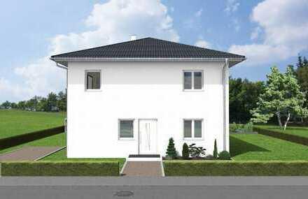 ruhige Traumlage und moderne Stadtvilla - Grundstück inkl.