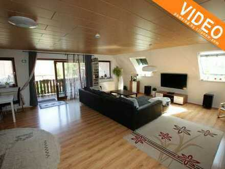 Schöne 4-Zimmer Wohnung im Außenbereich von Tecklenburg