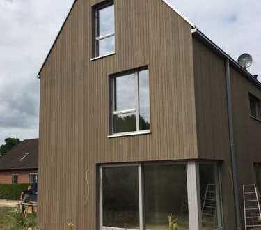 Einfamilienhaus in ökologischer Bauweise