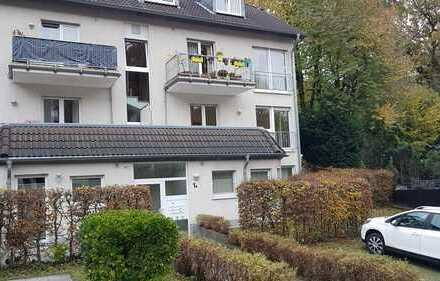 Gemütliche Terrassenwohnung in guter Lage von Kettwig