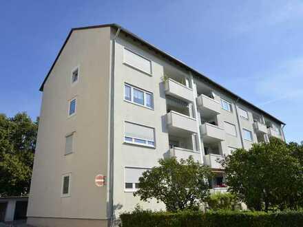 Helle 2-Zimmerwohnung mit Loggia