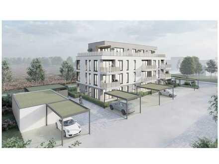 MFH Neubaugebiet Zimmerplatz II - Flehingen Penthouse - Wohnung W10