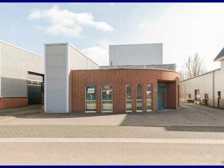 ***STEGEHUIS GMBH*** Büroflächen, Lagerhalle und Produktion im Gewerbepark De Lutte direkte Nahe von