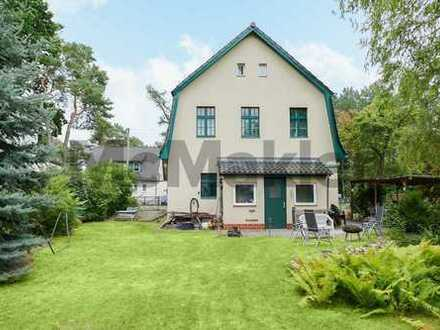 Charmantes Zweifamilienhaus in beliebter und ruhiger Wohnlage