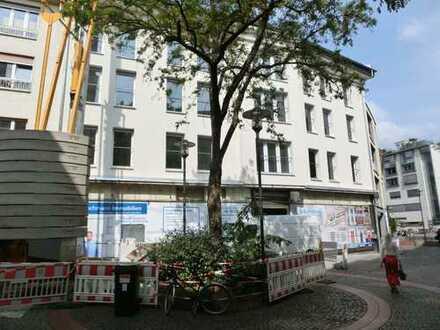 Darmstadt-Mitte Fußgängerzone!**Ladengeschäft mit großen Schaufensterfronten - vollständig saniert**