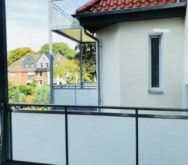 Stillvolle 2 Zimmer EG Wohnung mit großer Terrasse!