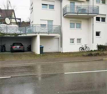 4-Zimmer-Wohnung wie ein Reihenendhaus, sofort beziehbar, Terrasse, Balkon, EBK, Garage, Stellplatz
