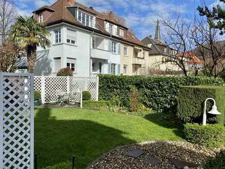 Hochwertige 4- Zimmer Wohnung mit Garten in Heidelberg