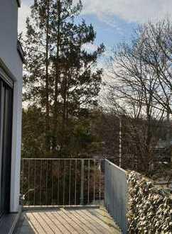 Stilvolle, gepflegte 3,5-Zimmer-Wohnung mit Balkon und EBK in Marienburg, Köln