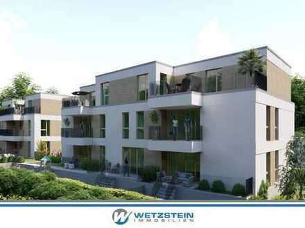 3-Zimmer-Neubauwohnung mit eigenem Garten in guter Lage von Bruchköbel