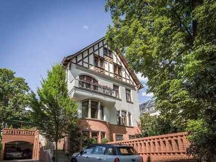 Ihr neues Märchenschloss in Wiesbadener Bestlage